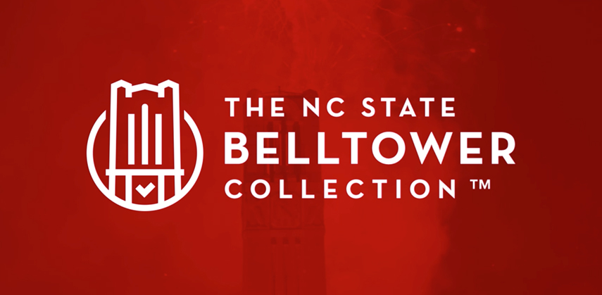 The NC State Belltower Collection Mark